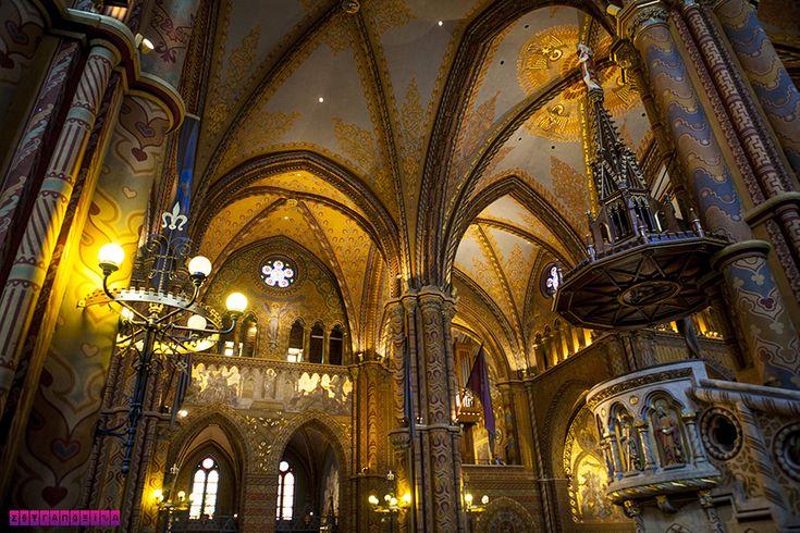 A incrível igreja de São Martin
