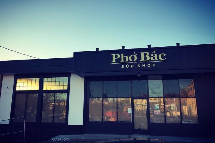 The forthcoming Pho Bac Súp Shop hails from a long line of Vietnamese restaurants.