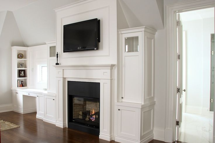 Designer Friend Bedrooms Traditional Fireplaces