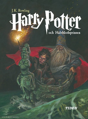31 best harry potter foreign book covers images on pinterest book cover art for the swedish edition of harry potter and the half blood prince the illustrator for tidens run of the books was alvaro tapia fandeluxe Images