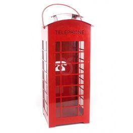 Telephone Box lantern. Made by Neo-Spiro.