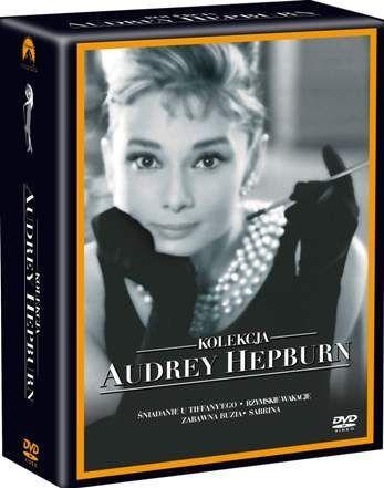 Kolekcja: Audrey Hepburn -   Blake Edwards, Wilder Billy, Donen Stanley , tylko w empik.com: 112,99 zł. Przeczytaj recenzję Kolekcja: Audrey Hepburn. Zamów dostawę do dowolnego salonu i zapłać przy odbiorze!