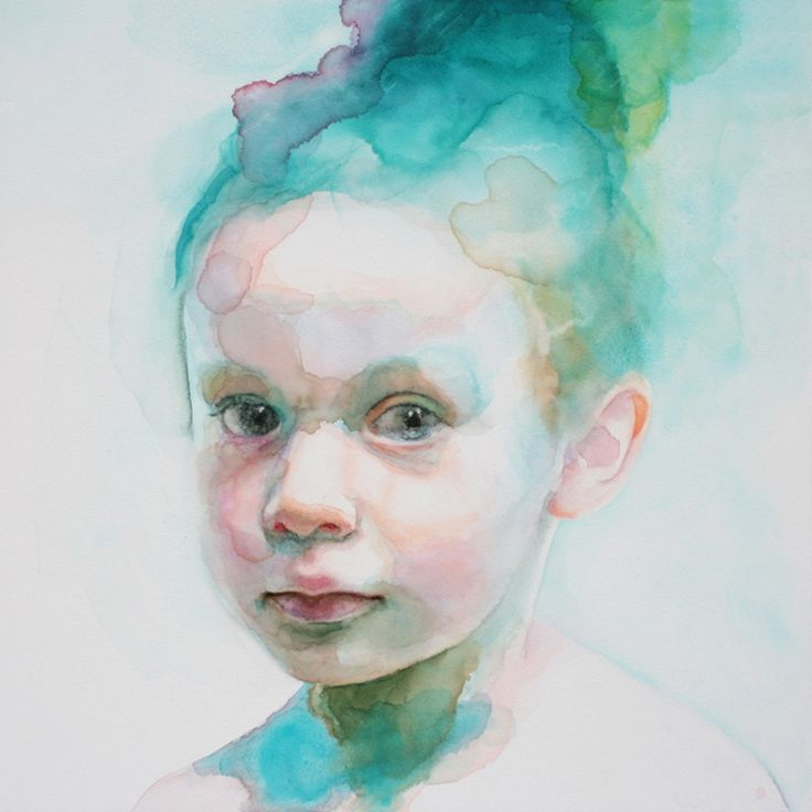 Immerse yourself in beautifully innocent watercolour paintings of childhood | Creative Boom