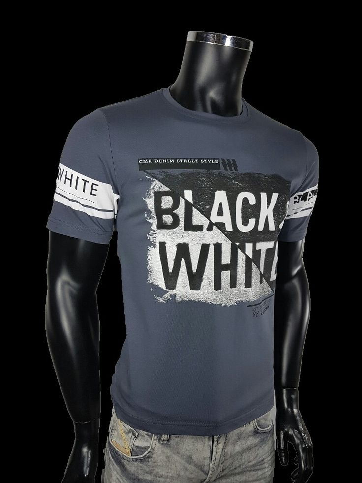 T-shirt meski.