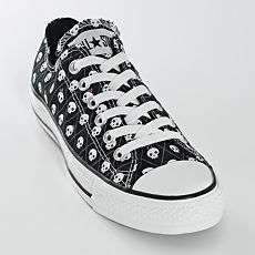 Converse Chuck Taylor All Star Skull Shoes