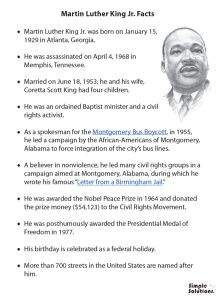 Celebrate Dr. Martin Luther King Jr.'s birthday with your students by encouraging them to express their own dreams for a peaceful world. Dr. King's well-known speech.  #free #download