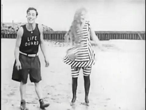 Кони Айленд, 1917