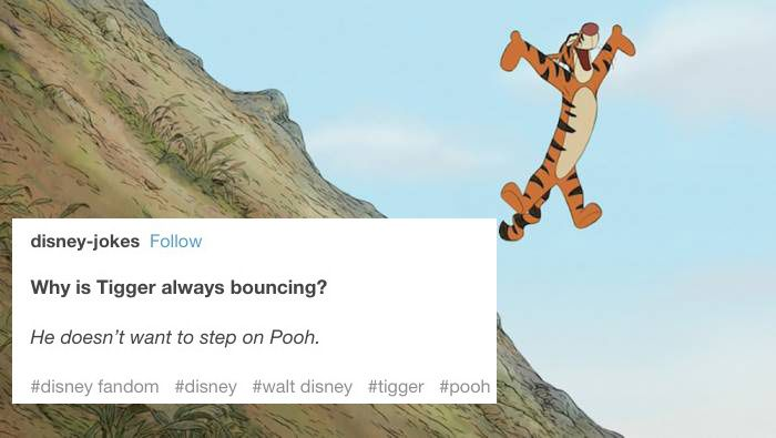 20 Disney Jokes From Tumblr