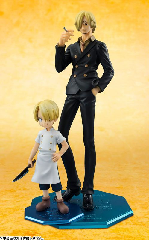 Excellent Model MILD Portrait of Pirates ONE PIECE Series CB-R1 Sanji 1/8 Complete Figure(Released)