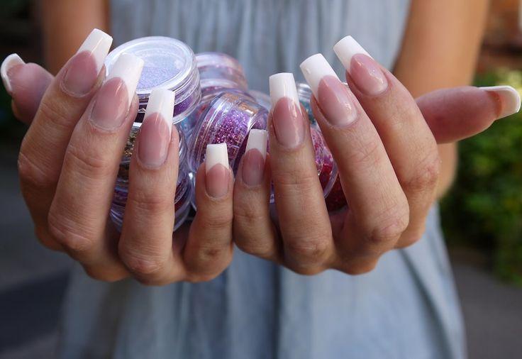 Franska naglar