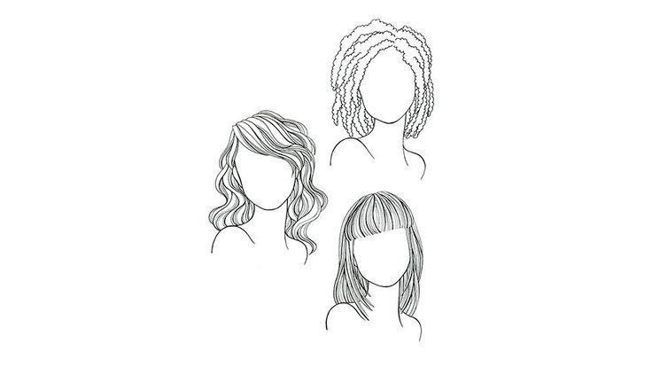 "Forget the fads, the ads, ""the Karlie,"" and the rest: Your best look depends on your hair texture and your face shape. Our revolutionary haircut matrix will get you there."