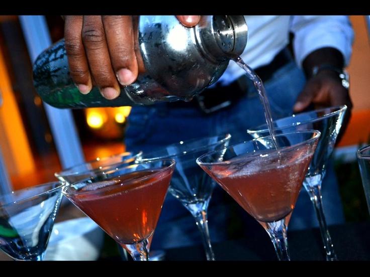 The best barman....Tundi :)