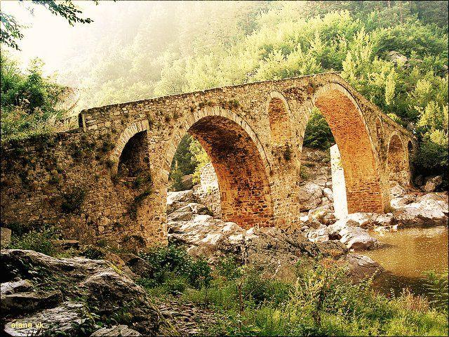 Дяволския мост, Ардино, България