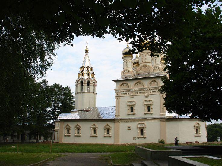 Церковь Спаса Преображения на Яру