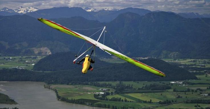 Flying High! - Image Copyright Paul Enns