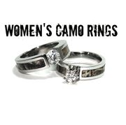 17 best 1000 images about Wedding on Pinterest Camo rings Womens