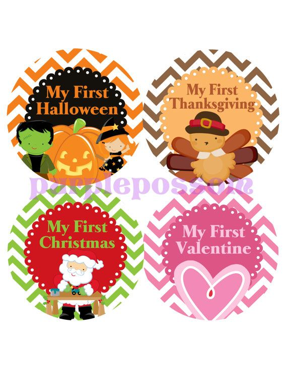 Hey, I found this really awesome Etsy listing at http://www.etsy.com/listing/150289566/my-first-holiday-baby-month-stickers