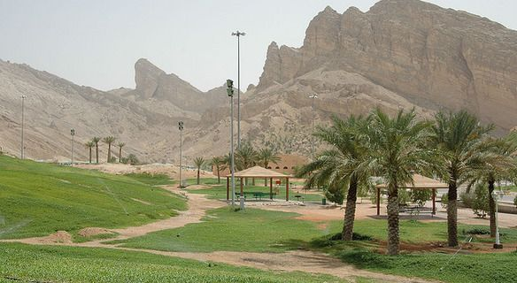 Al Ain City is called the garden city of Abu Dhabi due to the green parks and gardens in a large desert. This city is situated after crossing the Hajar Mountains. A great thing for the Al Ain City is that it is the hometown of Sheikh Zayed Bin Sultan who was the first president of UAE.