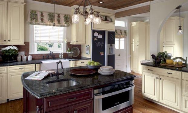 Best Unique Waypoint Kitchen Cabinets Kitchen Design Photo 640 x 480