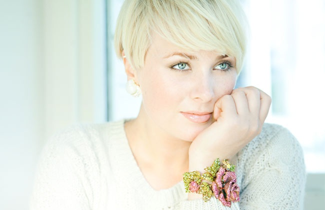Cecilie Melli smykker.