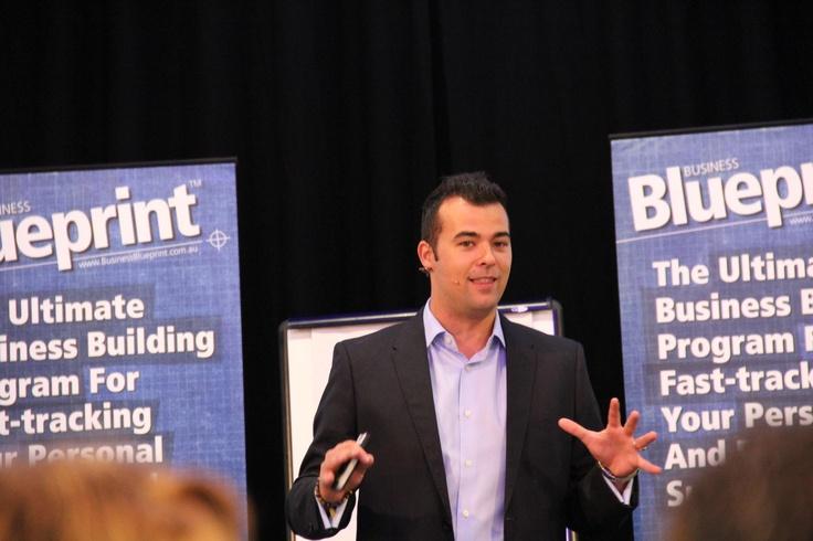 Business Blueprint founder Dale Beaumont