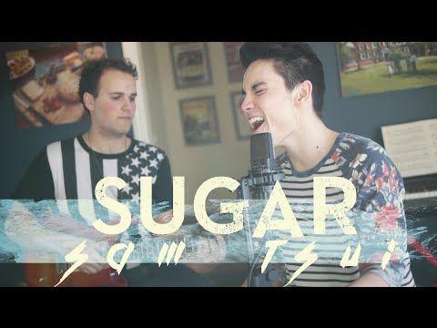 ▶ Sugar (Maroon 5) - Sam Tsui & Jason Pitts Acoustic Cover - YouTube