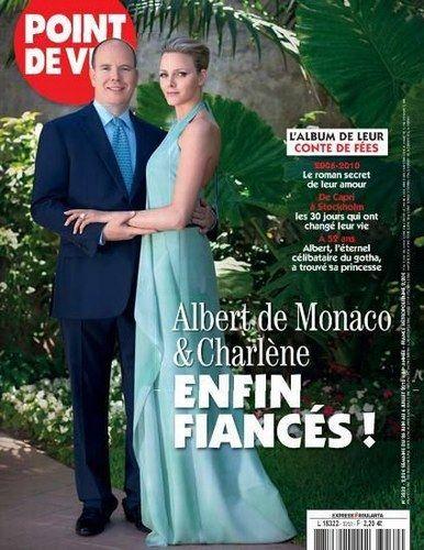Charlene de monaco (couvertures de magazine) - Photo 159 : Album photo - m.teemix.aufeminin.com : Album photo - m.teemix.aufeminin.com -