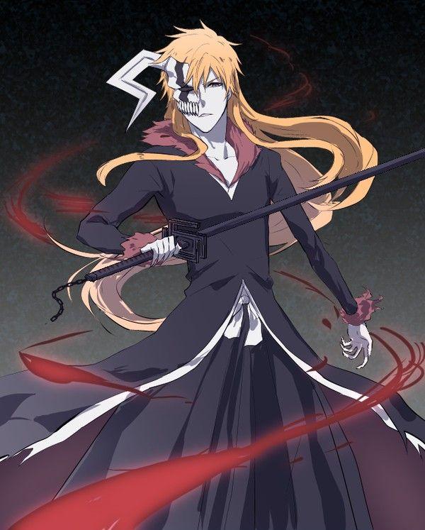 Ichigo Hollow Bleach Brave Souls Bleach Anime Ichigo Bleach