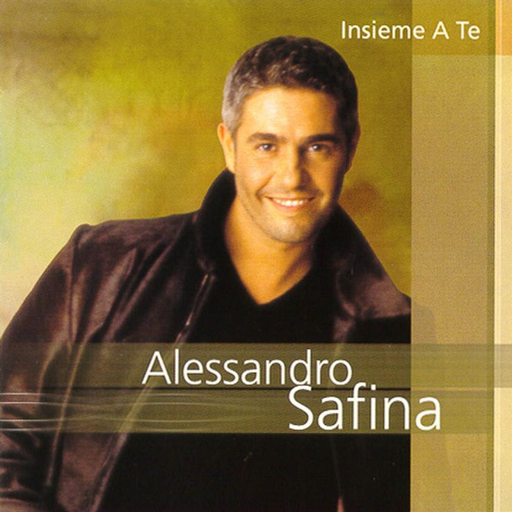 Insieme A Te - Alessandro Safina (Universal Music Italia 2000)