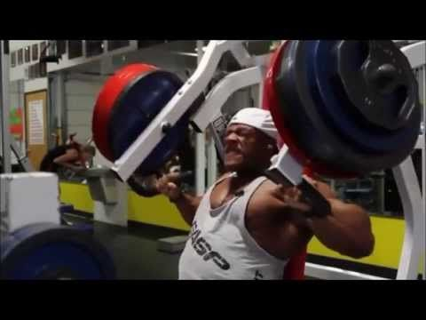 ▶ Phil Heath (the gift) - YouTube Now 4-time Mr. Olympia!