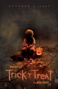 "Gina's Halloween Movie Special – Trick 'r Treat (2007) | The Geek Girl Project    ""why is Trick 'r Treat the first for me to recommend this Halloween season? Sam. It's all because of Sam, the creepy little kid with a potato sack on his head with button eyes"""