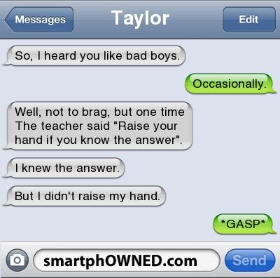 Page 45 - Relationships - Autocorrect Fails and Funny Text Messages - SmartphOWNED