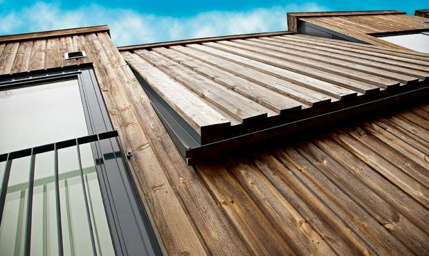 Timber Cladding | Homebuilding & Renovating