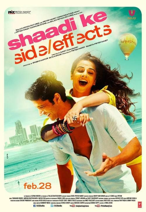 Shaadi Ke Side Effects 2014 full Movie HD Free Download DVDrip