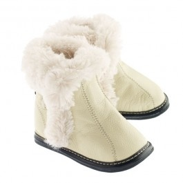 Jack and Lily cream winter boots  http://www.babybootique.com.au/jack-and-lily-cream-winter-boots.html