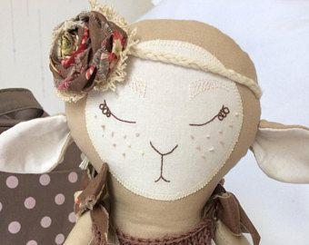 lamb girl