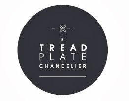 The Treadplate Chandelier: Domestic Project Completed by The Treadplate Chand...