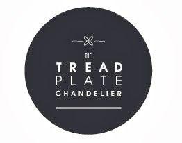 The Treadplate Chandelier: Upholstery Service!!