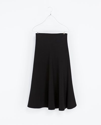 Image 6 of MERMAID STUDIO SKIRT from Zara