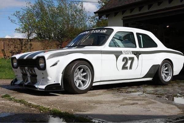 Ford escort mk1 racing car
