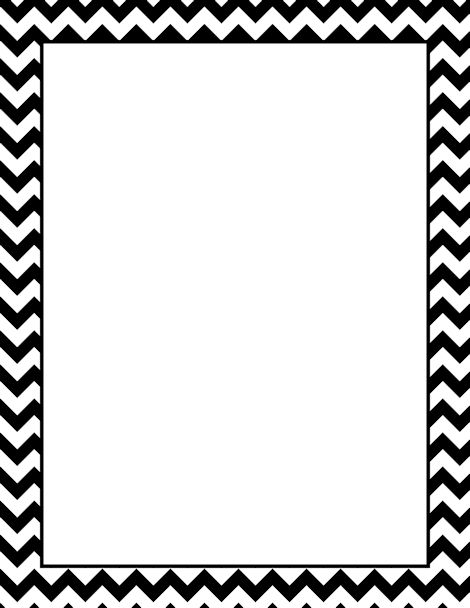 Chevron page border. Free downloads at http://pageborders.org/download/chevron-border/