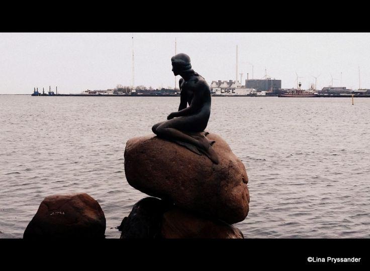 Den Lille Havfrue | The Little Mermaid i København Ø, Region Hovedstaden
