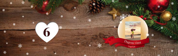 SpaDreams julkalender – #tävling    Dagens vinst är en yoga bok med övningar samt goda recept!    💝 🌟 🎁 *** HUR GÖR DU FÖR ATT DELTA? *** 🎁 🌟 💝  🎅: Räkna antalet pepparkakor på dagens temasida https://www.spadreams.se/yoga-retreat/  🎅: Fyll i ditt svar på julkalenderns hemsida:    🎅: Glöm inte att komma tillbaka imorgon för att tävla om nästa vinst    #julkalender2016 #tävling #jul #follow #julklappar #SpaDreams #yoga #yogabok #yogaövningar
