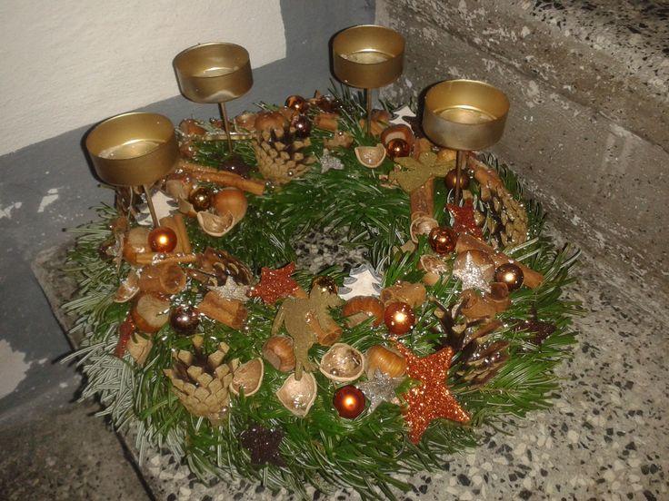 Vánoční les