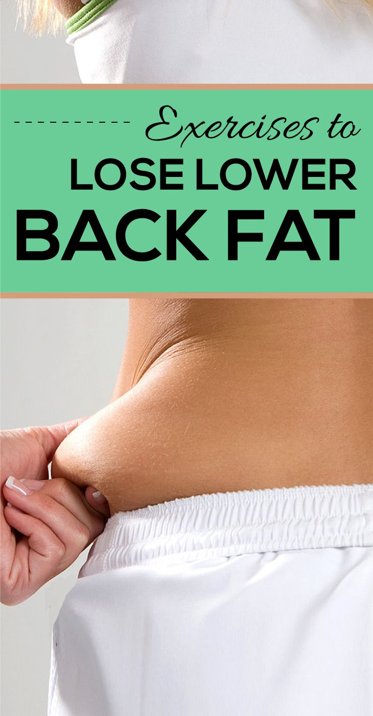 Exercises to Lose Lower Back FatMost people divide their back into the lower back and the upper back. Some people want to lose lower back fat while other people desire to get rid of their upper back fat.Because it's very difficult to spot reduce fat from a particular body part, targeted strength exercises can do little do reduce your lower back fat. However, they can tone it and improve its appearance immensely. They can also make you more limber and alleviate back pain. That's why it's…