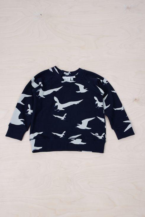 EM Gull Sweater Kids - emma och malena