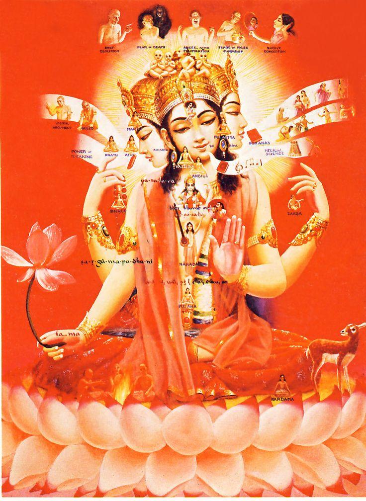 Lord Brahma | Lord Brahma Mantras | Lord Brahma Photo Gallery - Hinduism - Zimbio