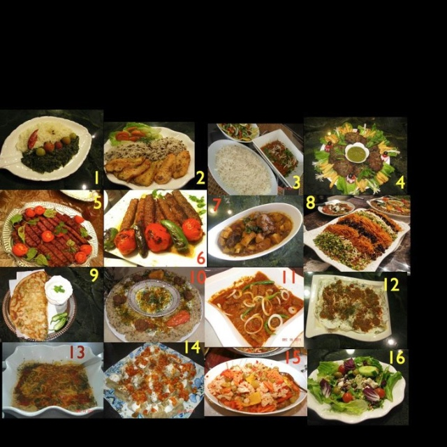 69 best images about afghan food on pinterest fruit for Afghanistani cuisine