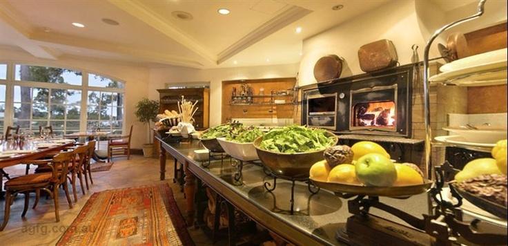 The Fireplace Restaurant, Sanctuary Cove Restaurants & Dining QLD Australia
