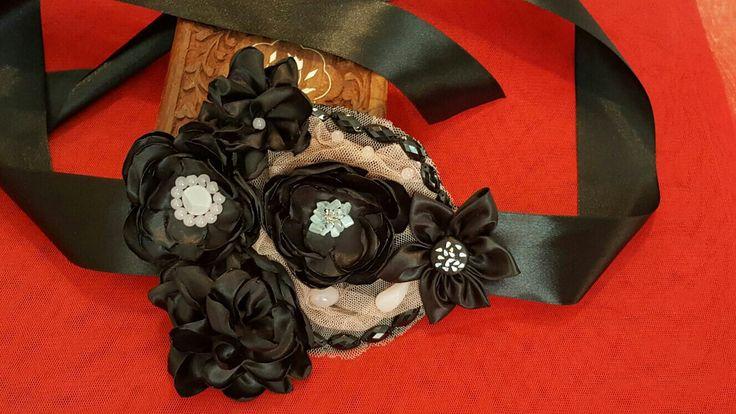 Handmade waist belt  40€